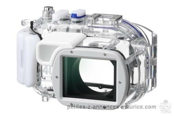 Vends appareil photo lumix TZ7 et caisson étanche à 40m