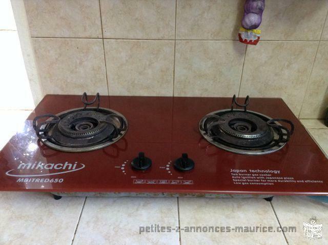 Vends four électrique + plaque cuisson