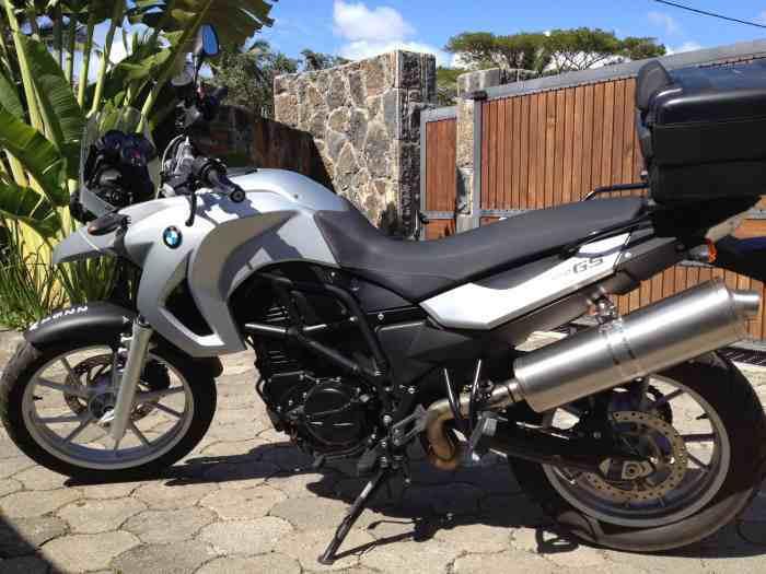 Vends moto BMW 650GS