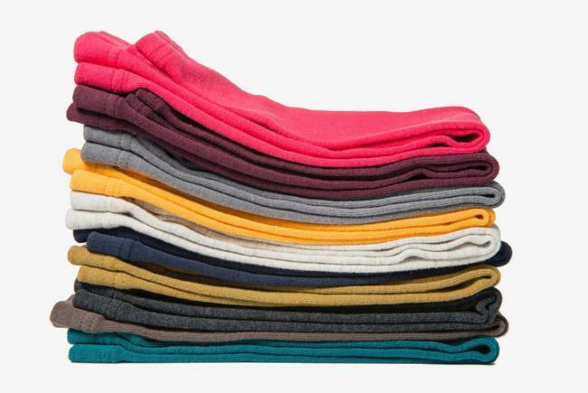 Vente en gros de T-shirts unis ou imprimés
