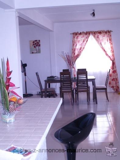 Villa à louer à île Maurice