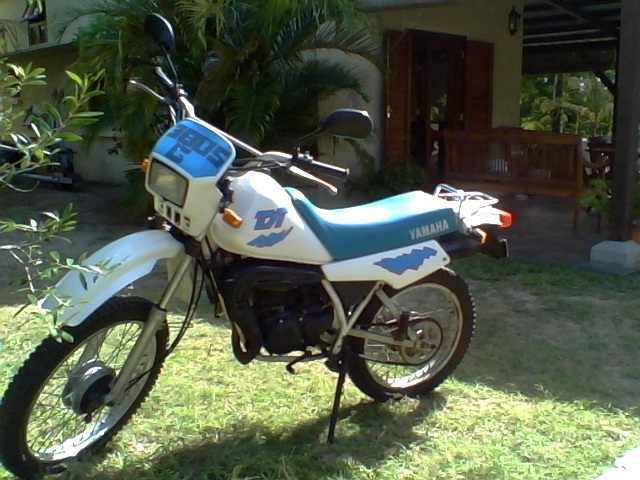 Yamaha DT 50 série G à vendre