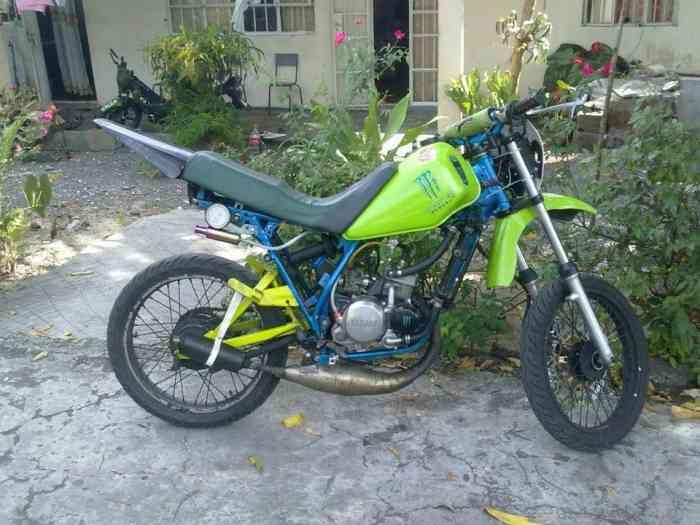 Yamaha Dt50cc sport