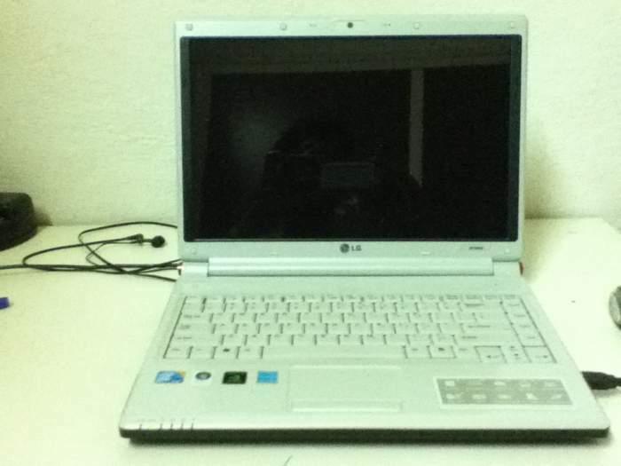 laptop LG R 410 a vendre