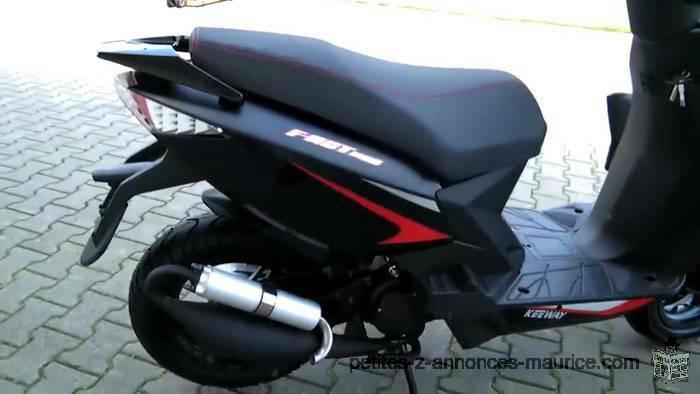 scooter keeway fact evo 50cc a vendre 32000 a debatt