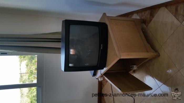 télé écran cathodique