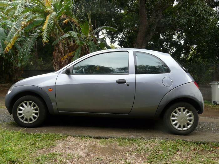 vends voiture ford Ka 92000km an, 1997 - 2500€ - Port Louis